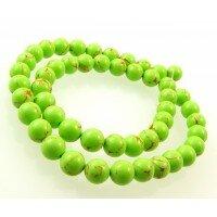 sznur konglomeratu - kulka 8mm dł. 40 cm