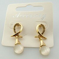 kolczyki antyalergiczne